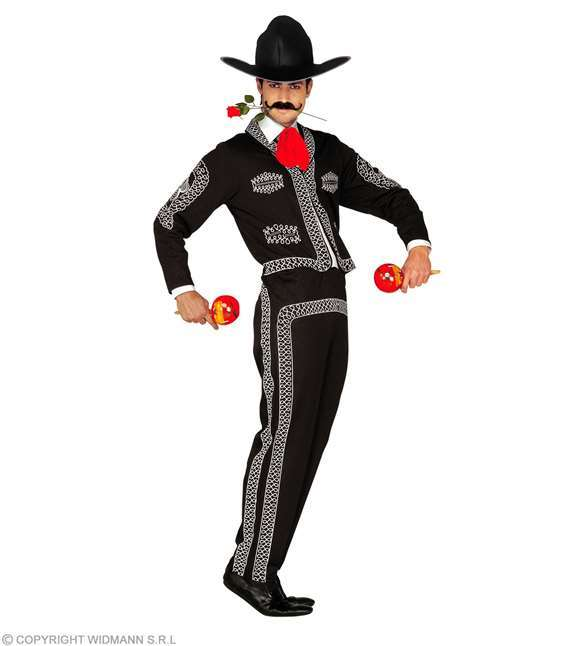 Costume adulte homme mariachi