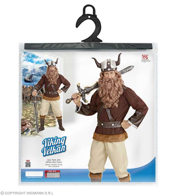 Costume adulte viking
