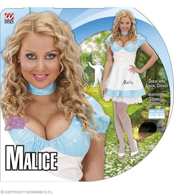 Costume adulte sexy Malice