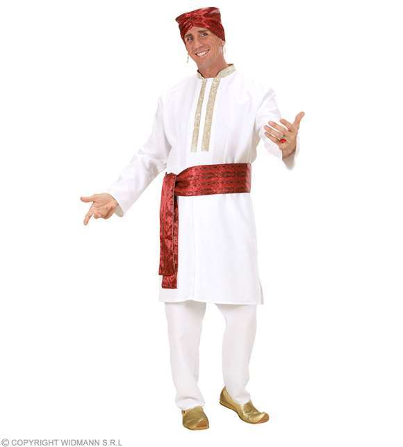 Costume adulte Bollywood homme hindou