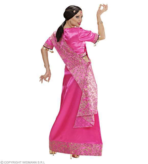 Costume adulte Bollywood femme hindoue
