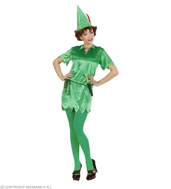 Costume adulte Peter Pan