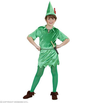 Costume enfant Peter Pan