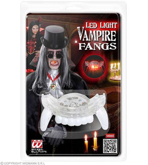 Dents de vampire LED