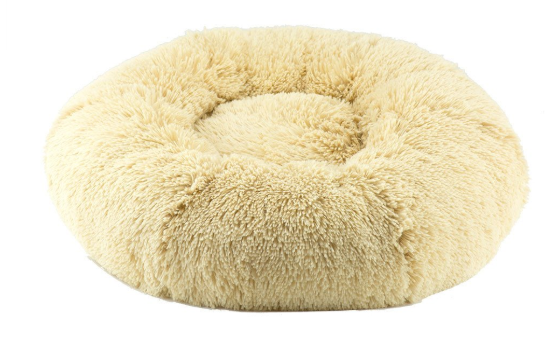 Round Bed Camel