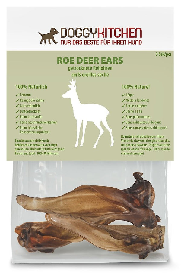 Roe Deer Ears