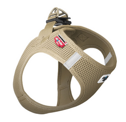 Curli Harness tan