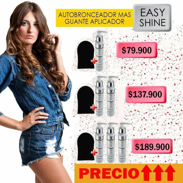 EASY SHINE Autobronceador