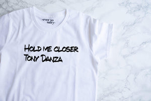 Hold me closer Tony Danza