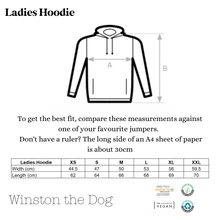Load image into Gallery viewer, Dog Mum Hoodie