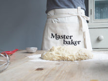 Load image into Gallery viewer, Master baker half apron
