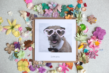 Load image into Gallery viewer, Love you - Greeting Card