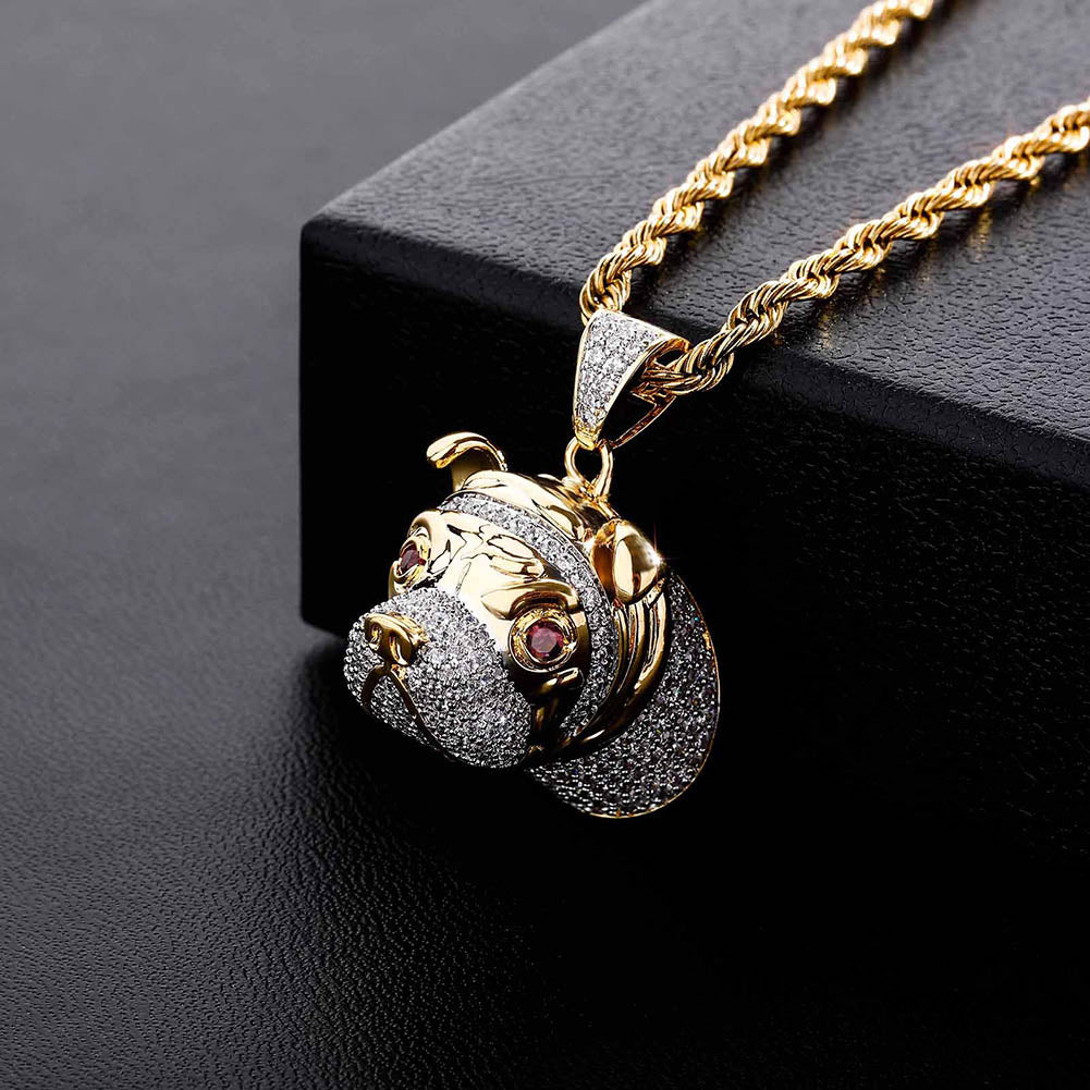 Man's Best Friend Necklace