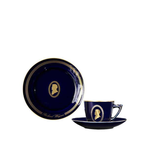 Wagner Tea & Cake Set