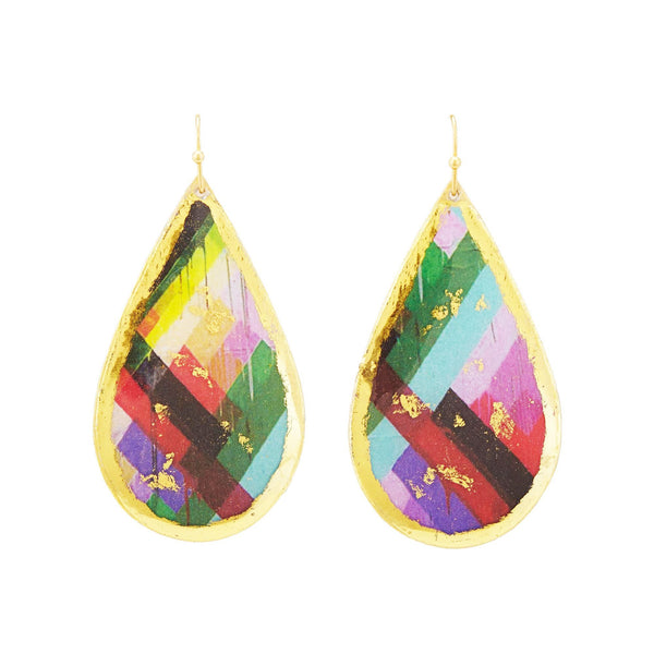 Whitney Teardrop Earrings