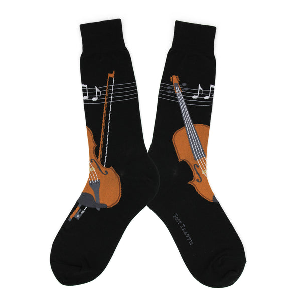 Men's Musical Strings Socks