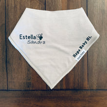 Load image into Gallery viewer, Bandana Bib- 2 Styles available