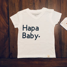 Load image into Gallery viewer, Hapa Baby 🖤 Tee