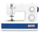 Bernette 05 Academy * latest 2021 Heavy Duty machine, faster 1100spm * includes 12 foot set, Large sew extension table and a finger guard worth over £150