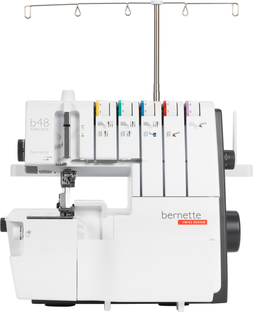 bernette Funlock b48 Combination Overlocker and Coverstitch Machine  - Preorder for August delivery (week commencing 24th August)