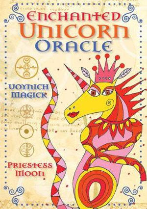IC: Enchanted Unicorn Oracle