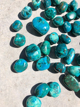Load image into Gallery viewer, Chrysocolla - Tumbled Stone