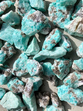 Load image into Gallery viewer, Small Amazonite Rough Chunk