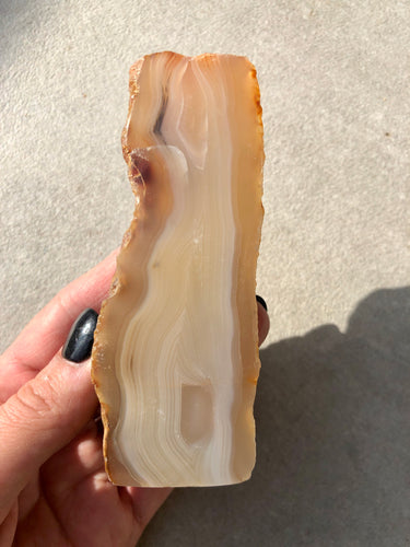 Polished Agate Slice 005