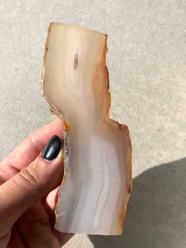 Polished Agate Slice 012