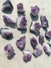 Load image into Gallery viewer, Small Amethyst Cluster - Luxe Gem Co.