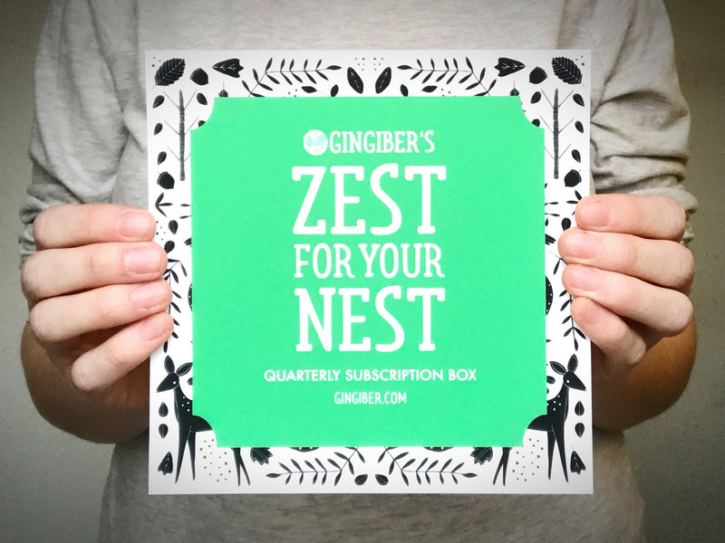 Zest Subscription Box