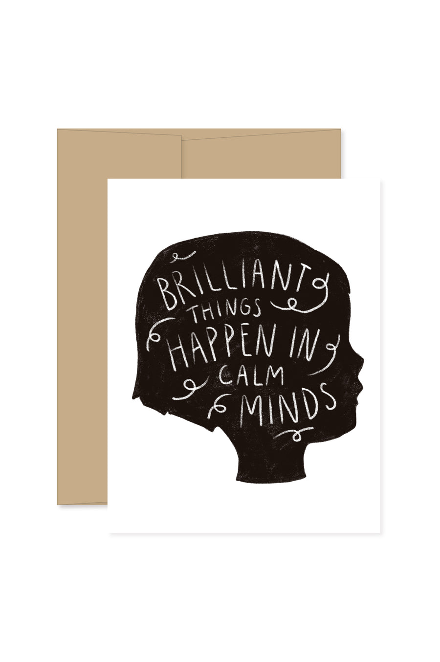 Calm Minds Card