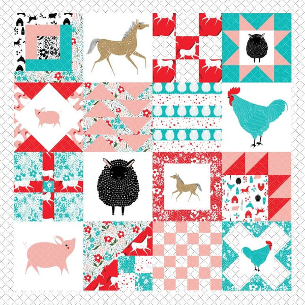 Lucky Charm Quilt Pattern - PDF Version