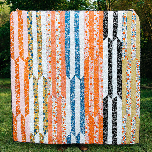 Changing Paths Quilt Pattern