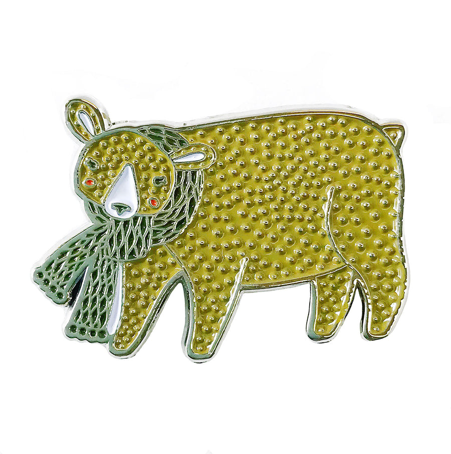 Merriment Bear Pin