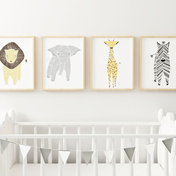 Safari Animal Print Bundle