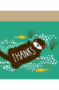 Thanks Otter Card