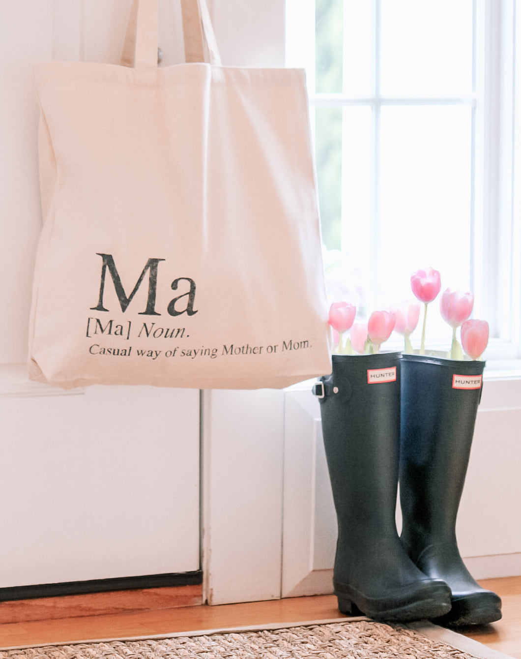Mom's Day Definition Tote