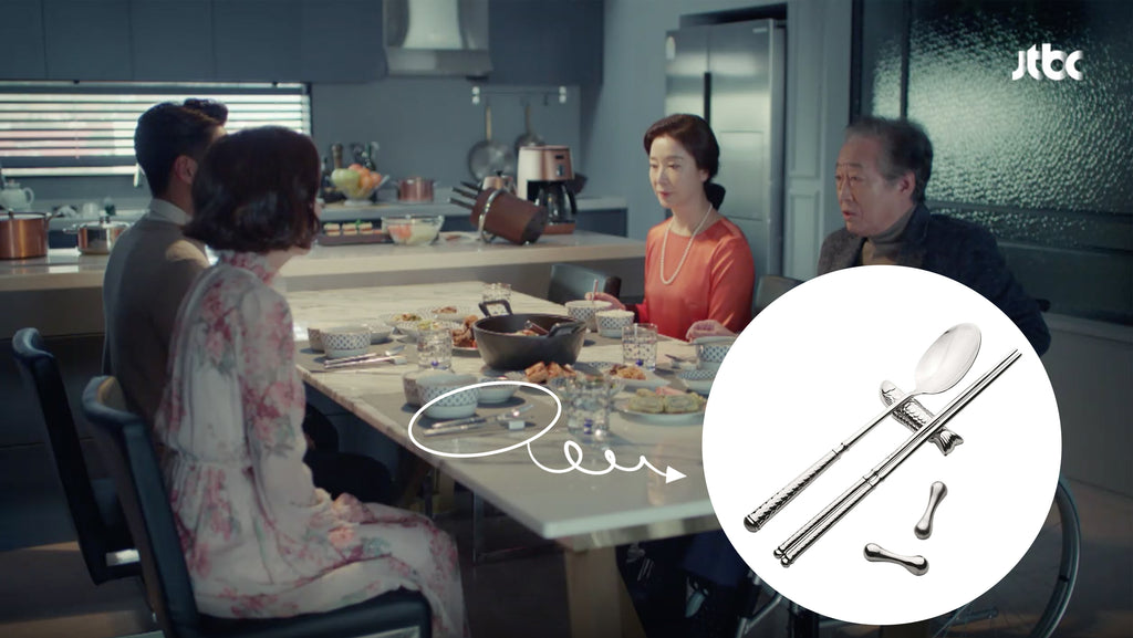 Sponsored frontiera cutlery to JTBC K-Drama