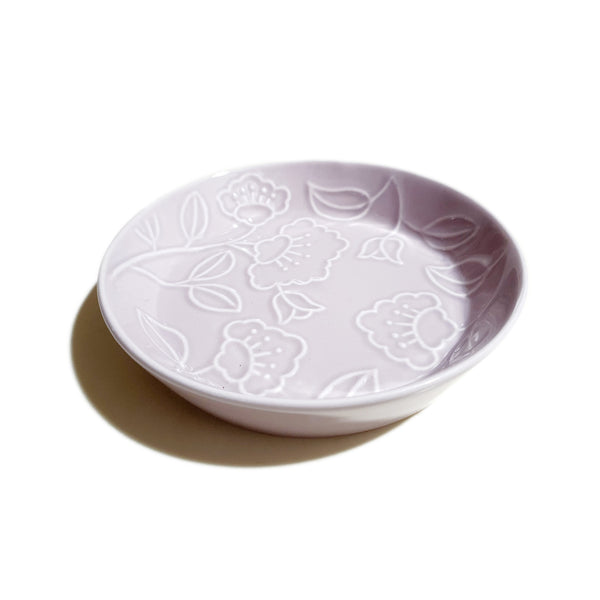 Refreshing Round Plate 148mm (Baby Pink Color)