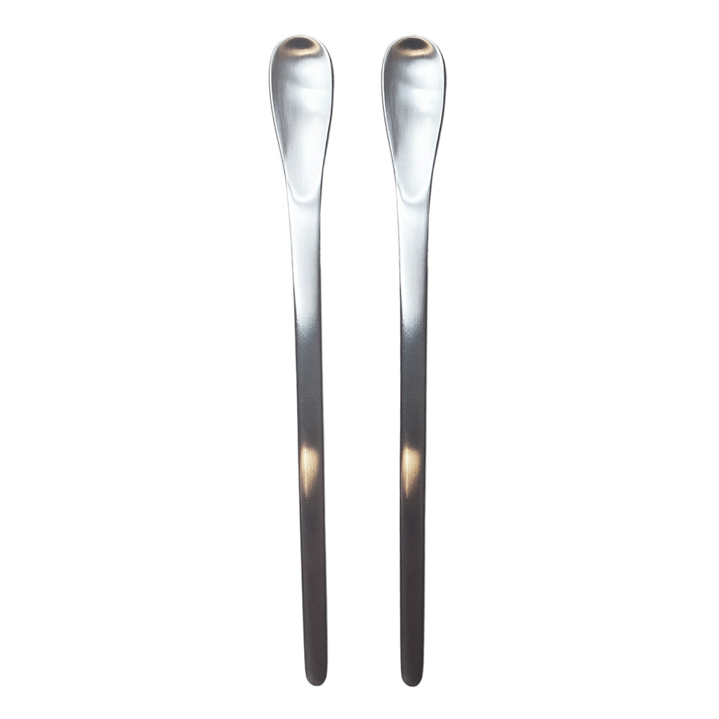 Frontiera Aktis 2-Pcs Long Drink Spoon Set 180mm(L)