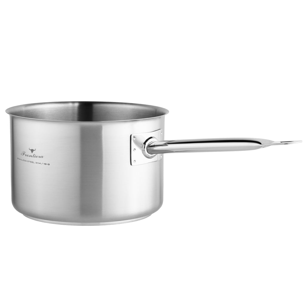 (Request a Quote) Master Chef 304 Stainless Steel Deep Sauce pan 16cm / 2.1L
