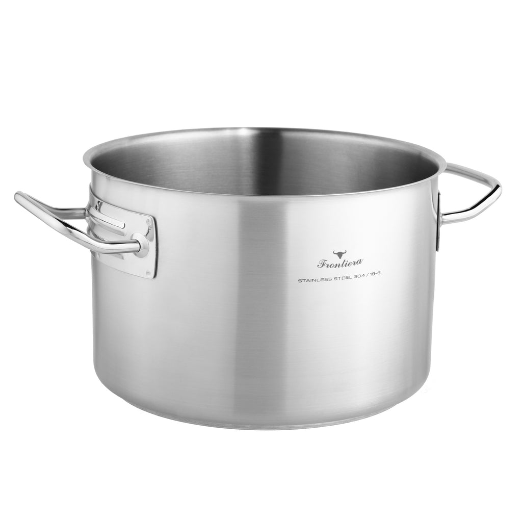 (Request a Quote) Master Chef 304 Stainless Steel Sauce Pot 36cm / 22.5L
