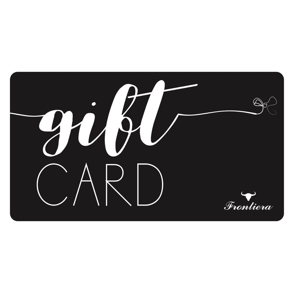 Frontiera Gift Card S$600