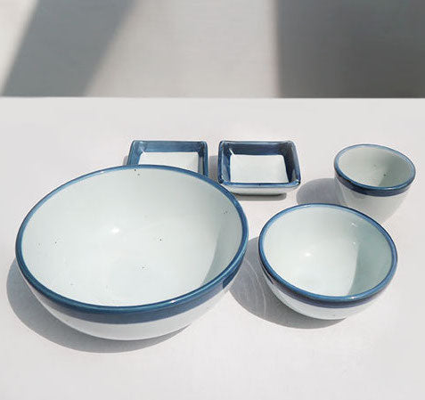 Frontiera Blue Moon Rice / Soup Bowl