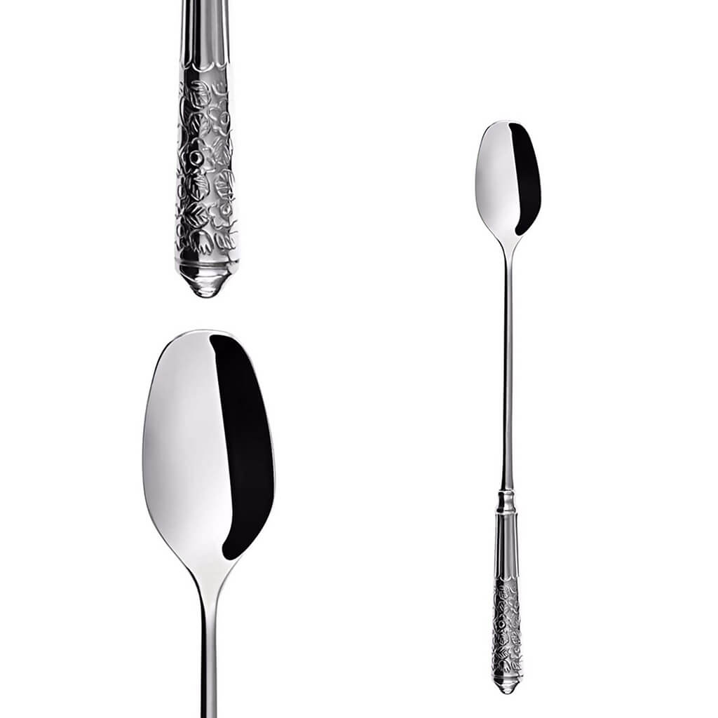 Frontiera Jasmine Long Drink Spoon 206mm