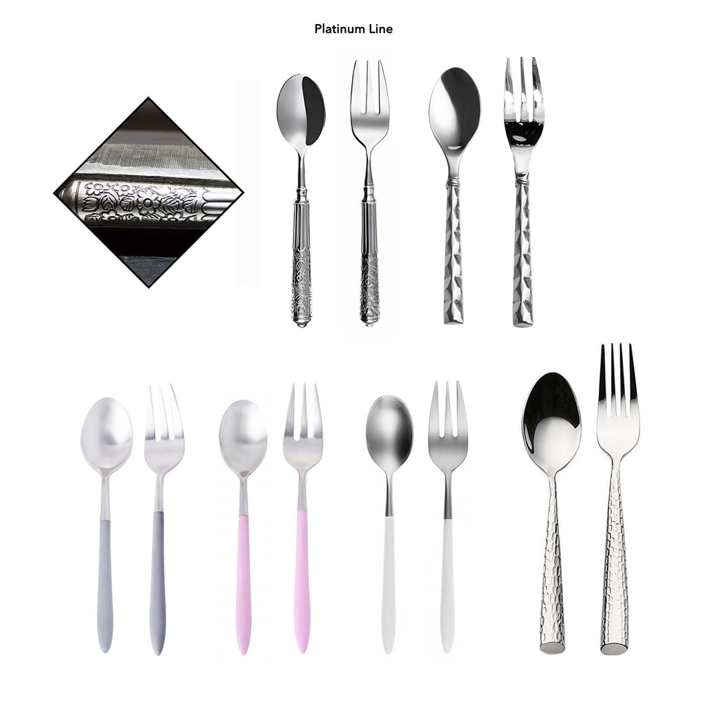 Cake Fork / Coffee Spoon / Tea Spoon