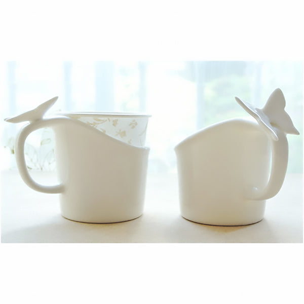 Frontiera Butterfly Paper Cup Holder