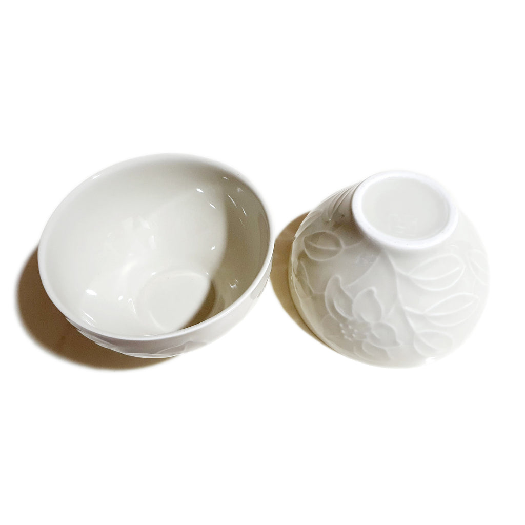 Refreshing Rice Bowl (Cream Color)