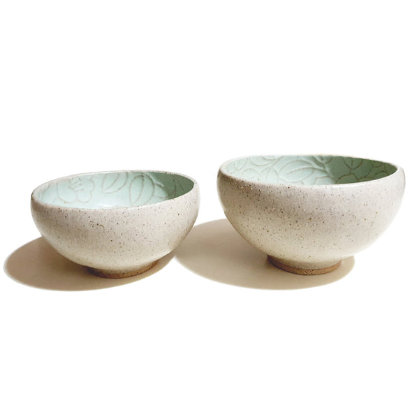 Refreshing Soup Bowl (Pastel Mint Color)